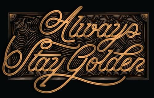 Always Stay Golden