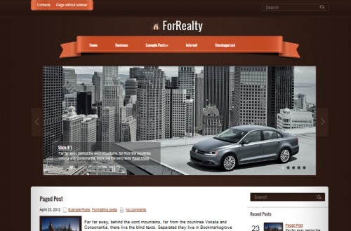 ForRealty