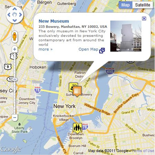Google Map Shortcode