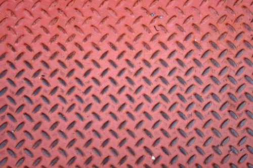Metal Diamond Plating Texture