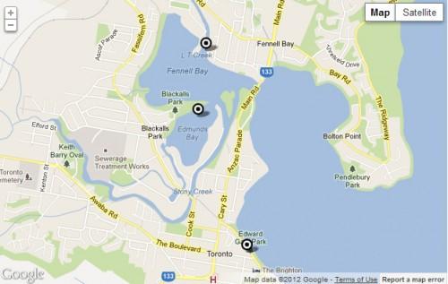 WP Flexible Map