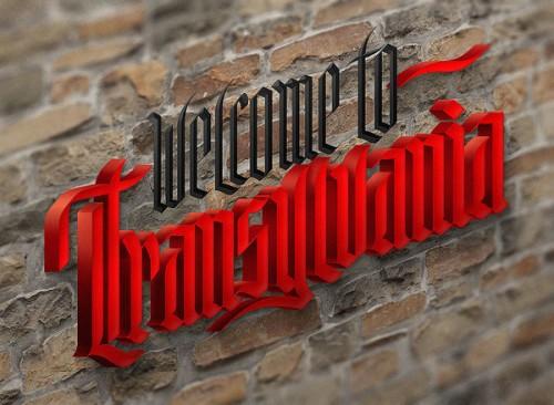 Welcome to Transylvania
