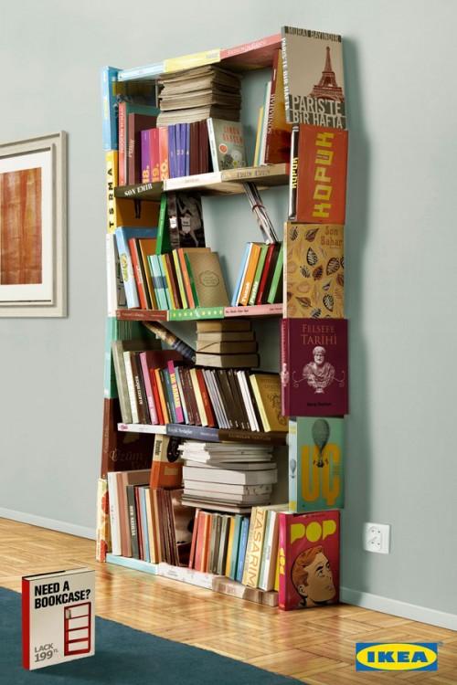 Bookcase, DVD Rack, CD Rack