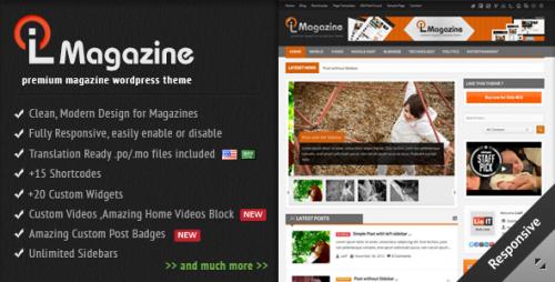LioMagazine - Premium WordPress Magazine