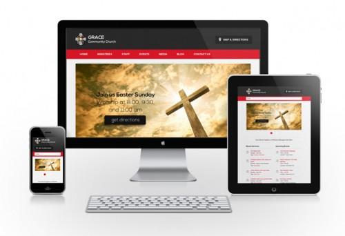 Zion Theme for Churches