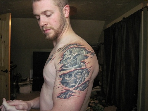 Biomechanical Shoulder and Arm