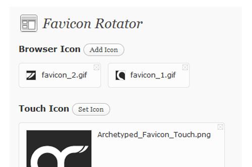 Favicon Rotator