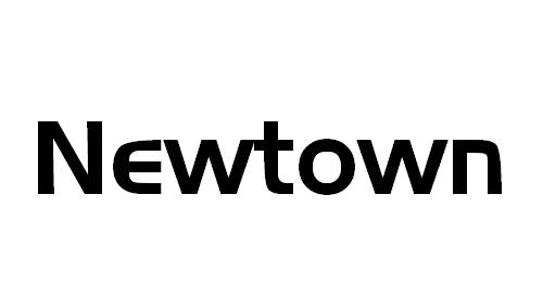 Newtown Font