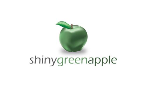 Shiny Green Apple
