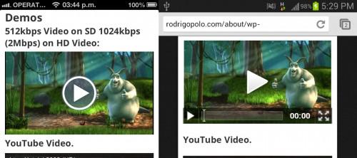 Stream Video Player