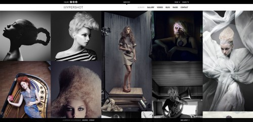 Hypershot - Photography Portfolio Theme
