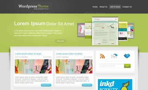 How to Create a WordPress Theme in Photoshop