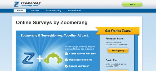 Zoomerang