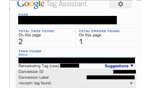 WooCommerce Google Dynamic Retargeting Tag