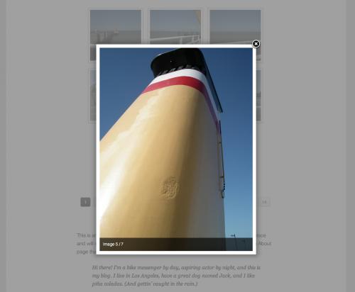 Google Picasa Viewer