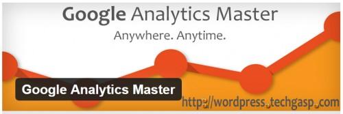 Google Analytics Master