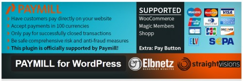 PAYMILL for WordPress