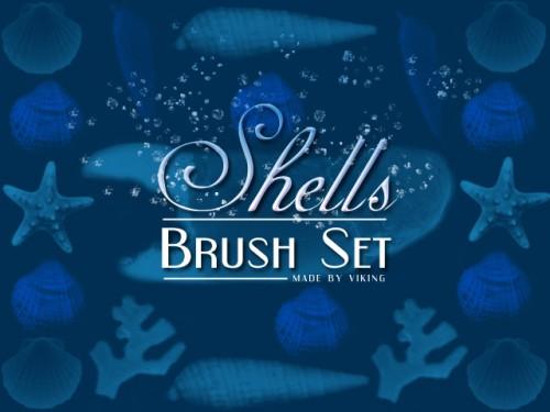 Fresh Free Shells Brushes Pack