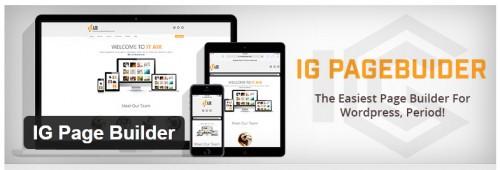 IG Page Builder