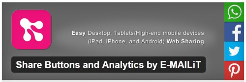 Share Buttons and Analytics by E-MAILiT