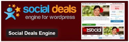 Social Deals Engine