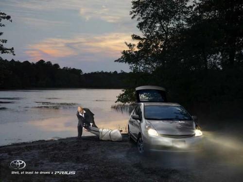 Toyota Prius: Killer