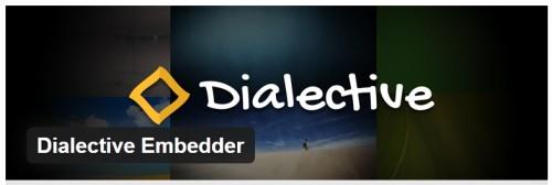 Dialective Embedder