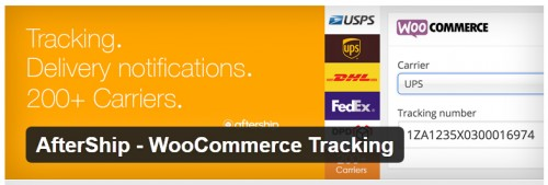 AfterShip - WooCommerce Tracking