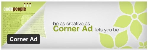 Corner Ad