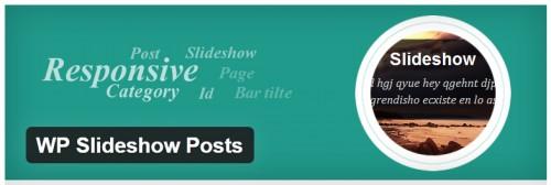 WP Slideshow Posts