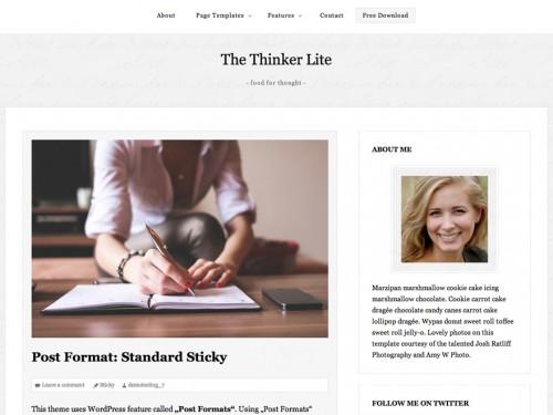 The Thinker Lite