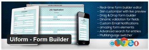 Uiform - Form Builder