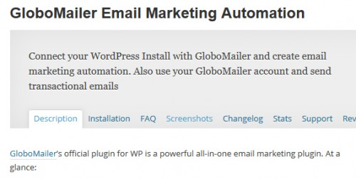 GloboMailer Email Marketing Automation
