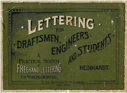 1917 Old Typography