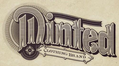 Vintage Typography - Minted