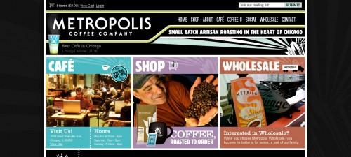 Metropolis Coffee Company Chicago