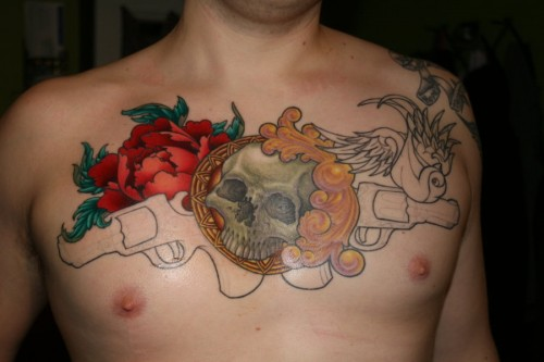 Chest Piece 3rd Session