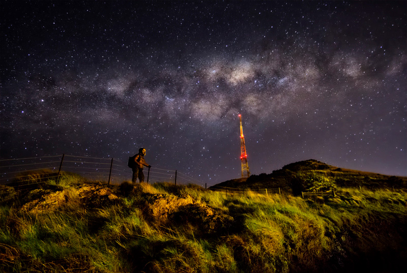 Christchurch - Among the Stars