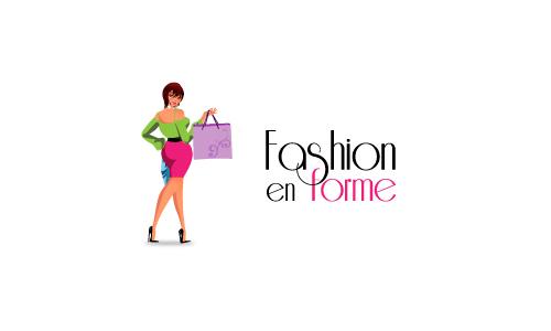 Logo Fashion en Forme