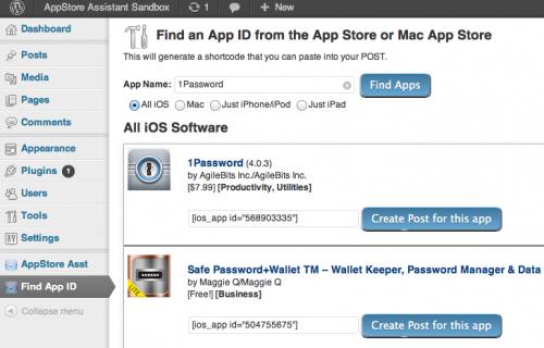 App Store Assistant