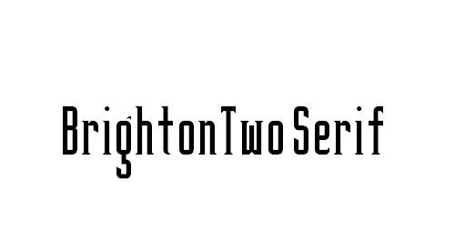 BrightonTwo Sans NBP Font
