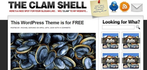 The Clam Shell