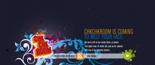 Chk Chk Boom