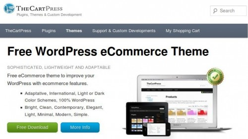 TheCartPress eCommerce Shopping Cart