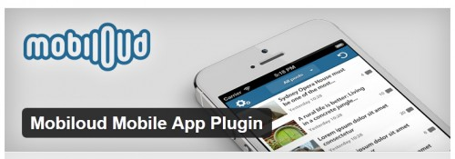 Mobiloud Mobile App Plugin