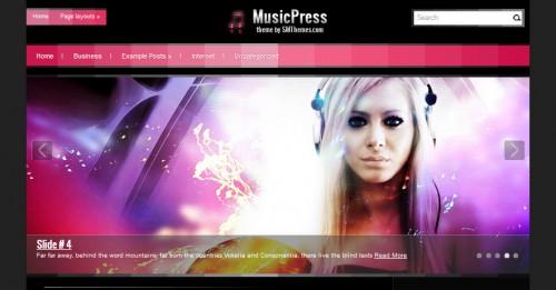 MusicPress