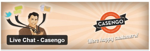 Live Chat - Casengo