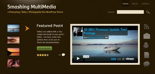 Smashing Multimedia