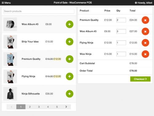WooCommerce POS (beta)