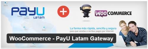 WooCommerce - PayU Latam Gateway